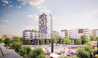 Pražský Barrandov obohatí byty obklopené parkem