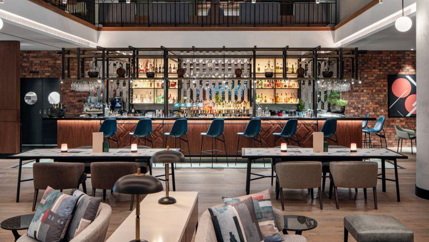 Pražský hotel Marriott prošel významnou rekonstrukcí