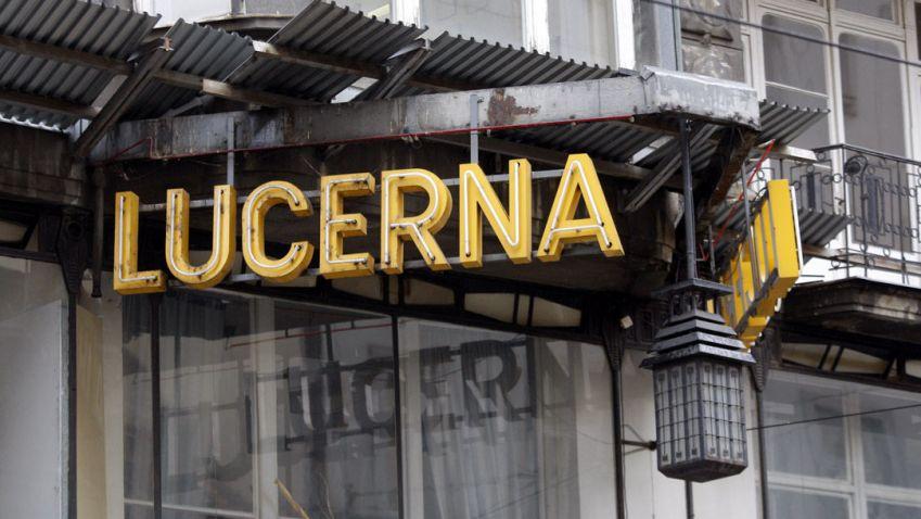 Pražský palác Lucerna dostane novou fasádu