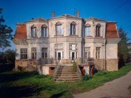 Bauerova vila před rekonstrukcí