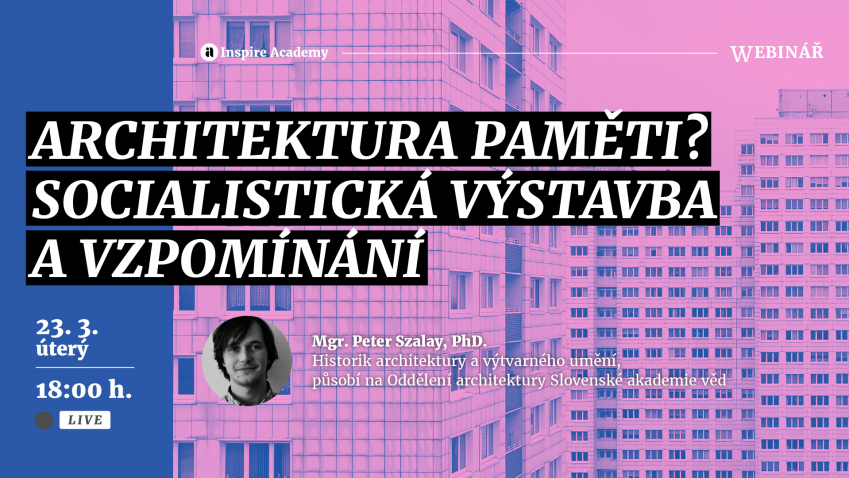 Přednáška představí architekturu s odkazem totality
