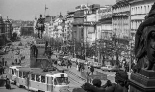 Přes Václavské náměstí v Praze opět tramvají? Současné vedení hlavního města má jasno