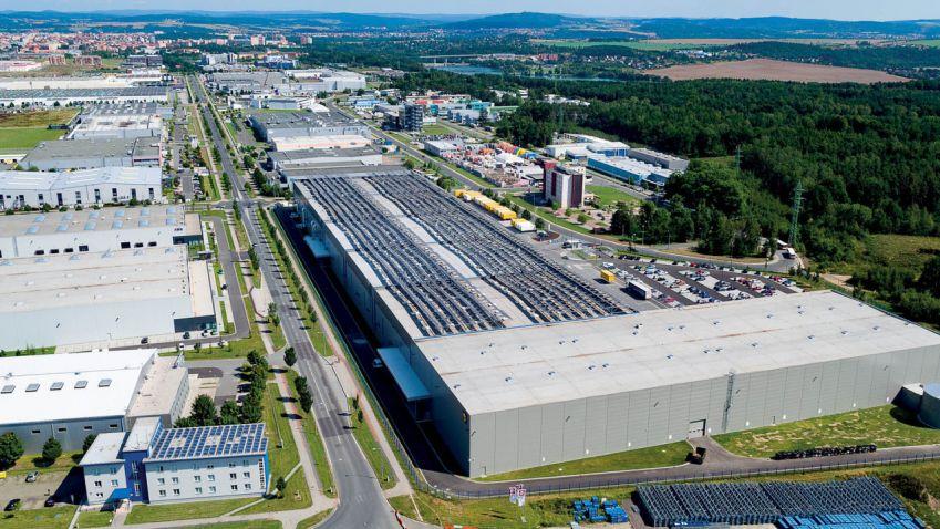 Převis poptávky po průmyslových halách bude růst, tvrdí developeři