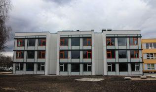 Přístavbu školy za více než 100 milionů zajistila Trigema