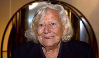 Profesorka Alena Šrámková oslaví devadesáté narozeniny