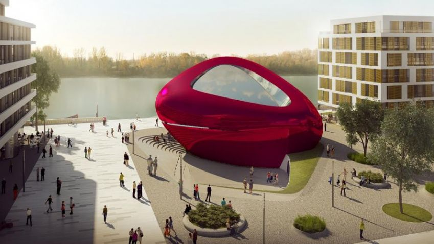 Projekt River Park 2 nabírá na obrátkách, přibude i Planetárium