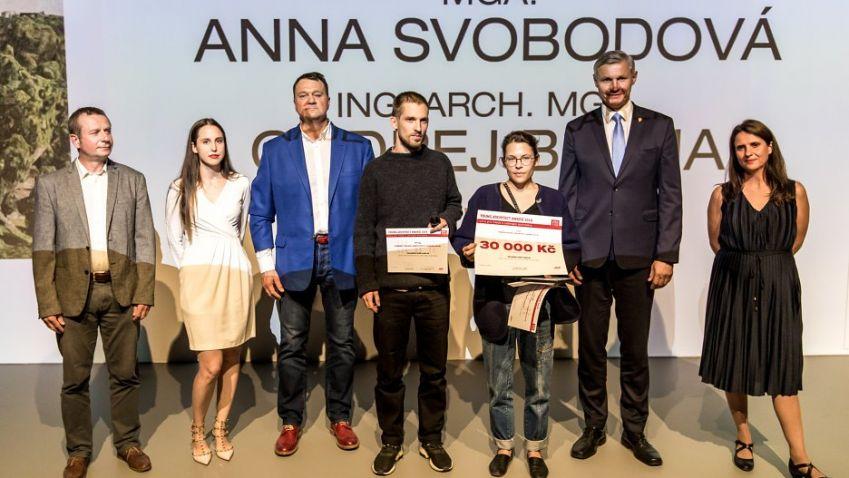 Projekty finalistů soutěže Young Architect Award budou vystaveny v Národním technickém muzeu