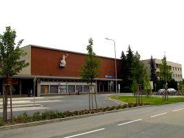 zdroj Wikimedia commons/ Vitezslava Popisek: Hlavní nádraží v Prostějově