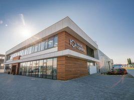 Průmyslové a zemědělské stavby, Obchodně výrobní areál firmy Valve Control s.r.o., Nivnice