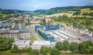 Průmyslový areál Wikov Stavbou roku 2017 Královéhradeckého kraje