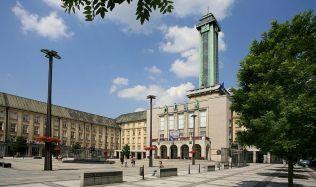 První architektonickou soutěž v letošním roce vyhlašuje Ostrava