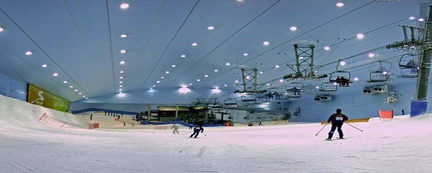 První lyžařská hala ve střední Evropě vyroste v Donovalech