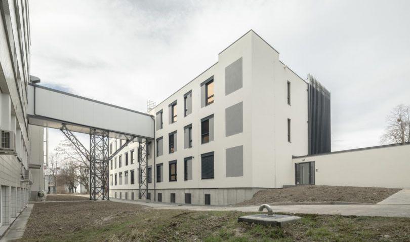 První nemocniční stavba sestavená z modulů se otevřela v Karviné