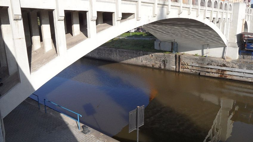 Prvorepublikový Masarykův most v Kolíně by se měl rekonstruovat