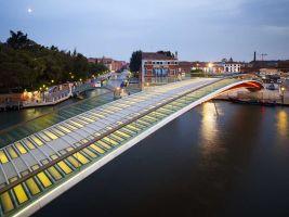 Quarto Ponte sul Canal Grande,Benátky,Itálie