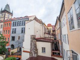 zdroj Radomír Kočí Popisek: Radniční domy, exteriér