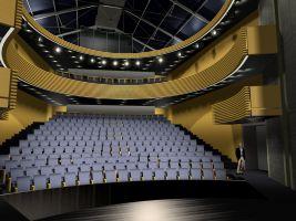 Rekonstrukce divadla Reduta
