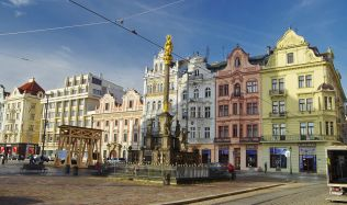 Rekonstrukce silnic bude v Plzni brzy koordinovat speciální software