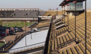 Rekonstrukce Strahovského stadionu je zase o krok blíž, změny se má dočkat i jeho okolí