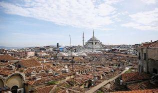 Rekonstrukce střech Velkého bazaru v Istanbulu je u konce