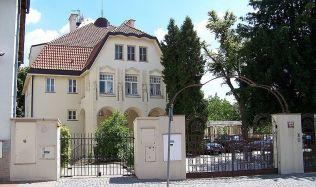 Reprezentativní Ottova vila na Zbraslavi