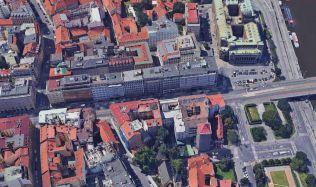 Revoluční ulici v centru Prahy čeká proměna