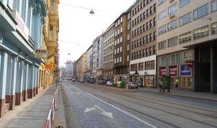 Revoluční ulici v Praze čekají velké změny