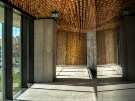 zdroj Radan Hubička Popisek: Rezidenční budova V-Tower, Praha 4