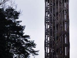 Rozhledna v Heřmanicích od MJÖLK architekti Roman Dobeš