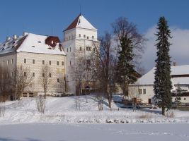 Rožmitálský zámek