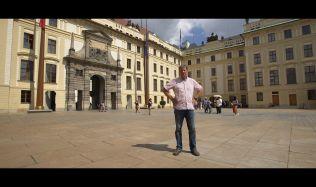 Skryté poklady architektury – 30.díl – První nádvoří Pražského hradu