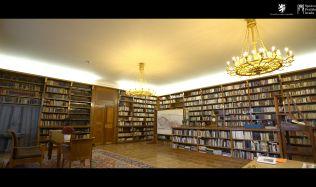 S.P.A. - 42. Byt T. G. Masaryka na Pražském hradě, část 4. Pracovna