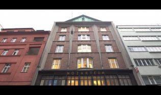 Skryté poklady architektury – 46.díl – Mozarteum Praha