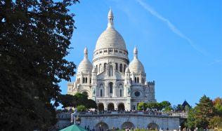 Sacre Coeur: Historie pařížské baziliky