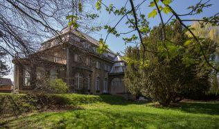 Schubertovu vilu přestaví na komunitní centrum