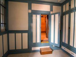 zdroj www.cnn.com Popisek: Uvnitř domu je mnoho dveří