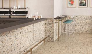 Série Venice Villa: Jedinečný benátský designobkladů a dlažebpro ty nejzatíženější prostory