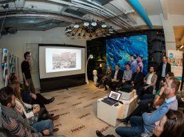 Česká rada pro šetrné budovy Popisek: Fotografie ze setkání Green Building Club