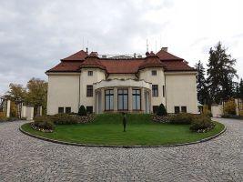 zdroj Wikimedia commons/ Jan Polák Popisek: Kramářova vila