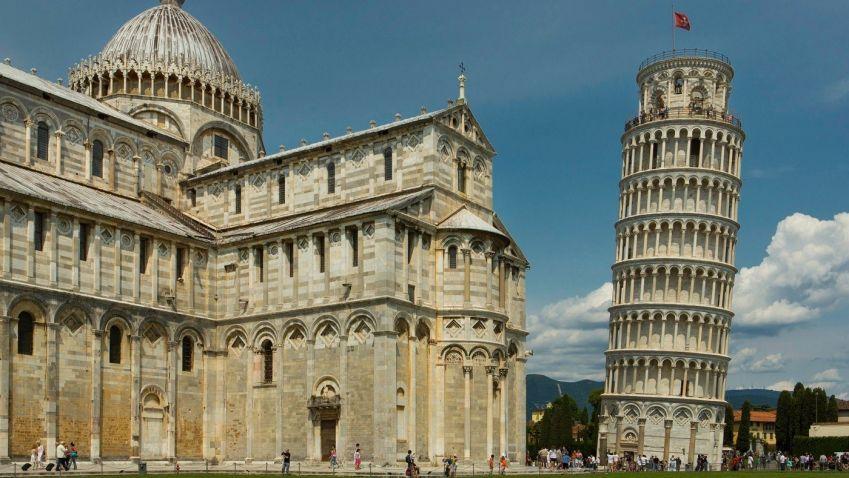 Šikmá věž v Pise: Kterak se ji odborníci snaží zachránit