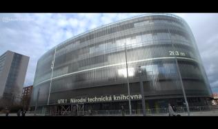 Skryté poklady architektury - 54. díl - Národní technická knihovna