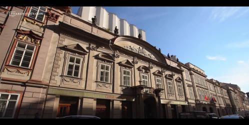 Skryté poklady architektury - 66. díl - Sweerts-Šporkovský palác