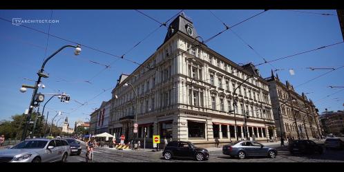 Skryté poklady architektury pohledem Zdeňka Lukeše - Skryté poklady architektury - 68. díl - Palác Lažanských (Kavárna Slavia)