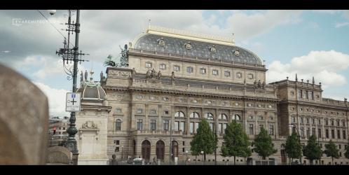 Skryté poklady architektury - 74. díl - Národní divadlo