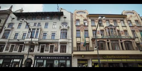 Skryté poklady architektury - 77. díl - Topičův dům a Palác pojišťovny Praha