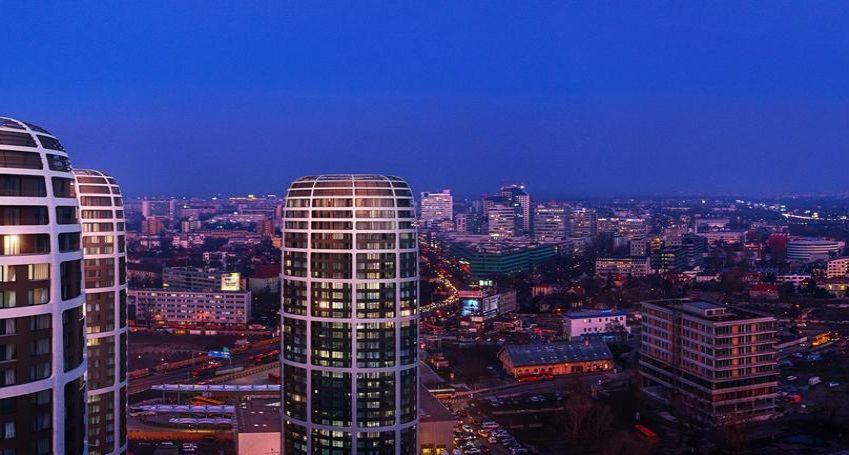 Sky Park spustil v Bratislavě prodej penthousů, nejdražší vyjde na 1,7 miliónů eur