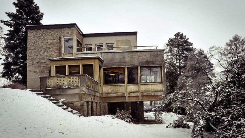 Slavná Zikmundova vila ve Zlíně se otevře veřejnosti