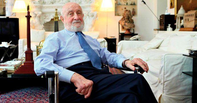 Slavný italský architekt Vittorio Gregotti podlehl koronaviru
