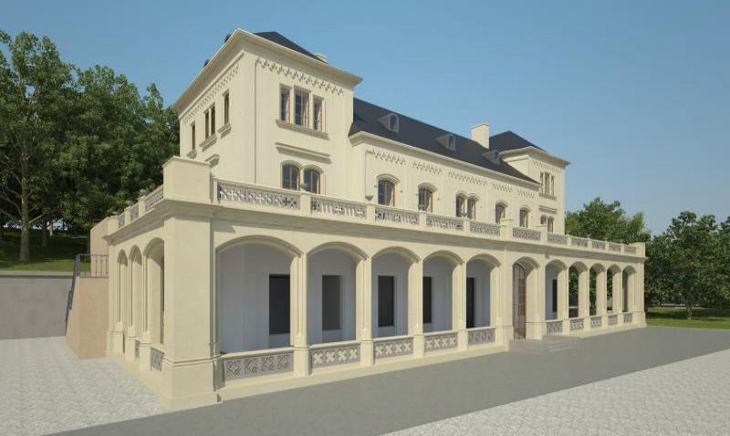 Šlechtova restaurace v Praze projde rekonstrukcí