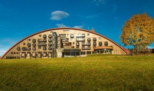 Slovenský hotel Montfort: Historická stavba v lůně slovenské přírody